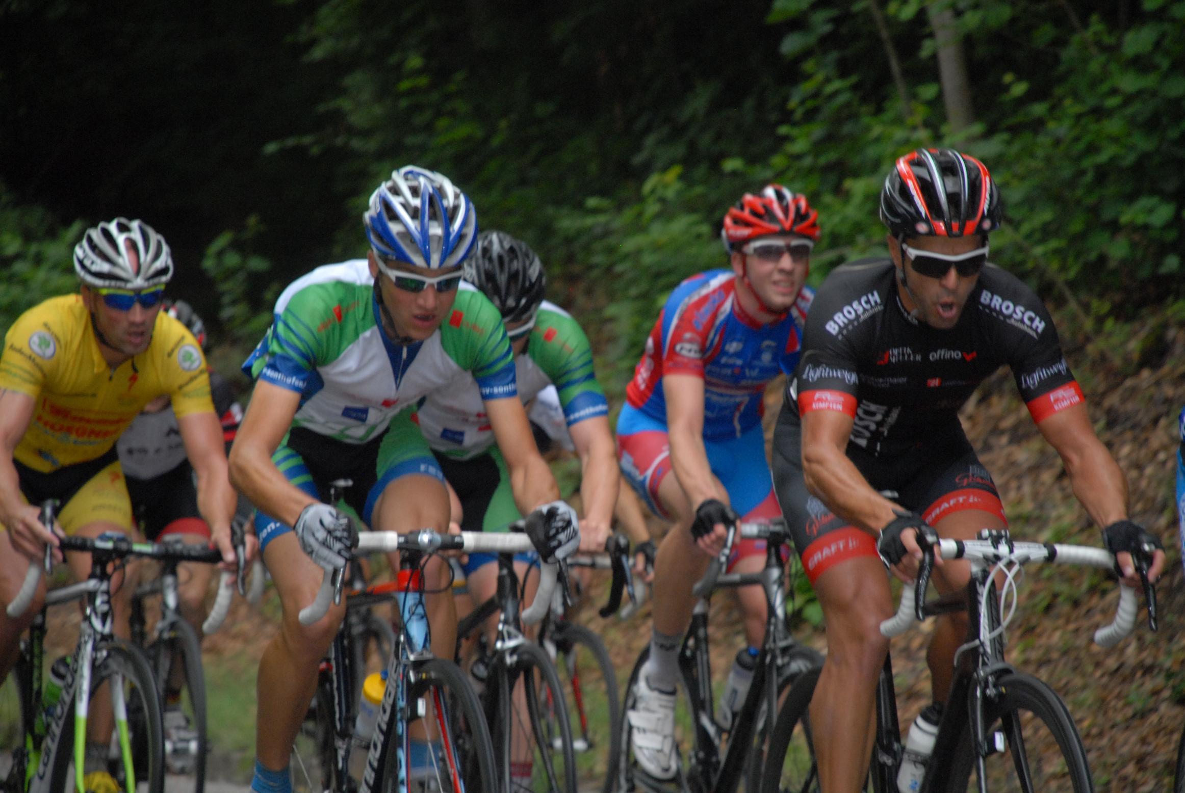 3. Andreas Brandl Gedächtnisrennen läutet den Start in die Oberallgäuer Radsportsaison ein