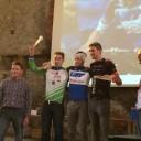 André und Christian in Topform beim Burgenrennen in Ehrenberg
