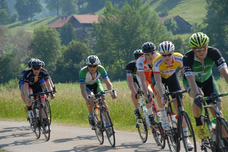 Sonthofen wird am 4. Juni wieder Radsportstadt