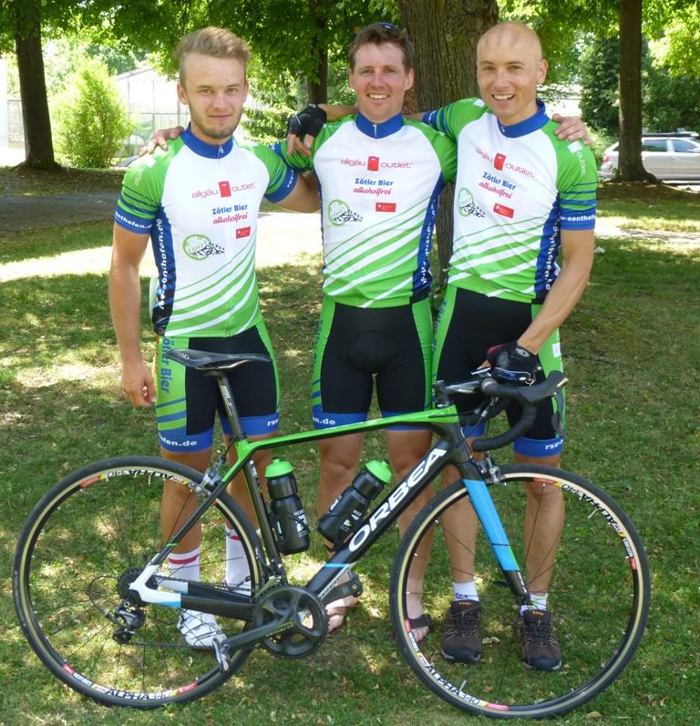Radsportreiches Wochenende beim RSV