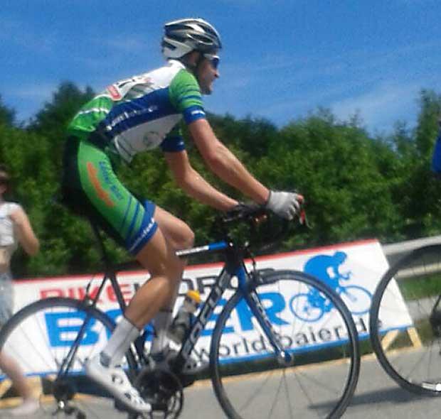 Torge beim 11. Team Baier/Corratec Radsportfestival