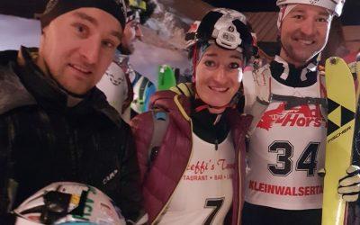 """Alle Baldauf´s beim Skitourenrennen """"Bock uf Steil"""""""