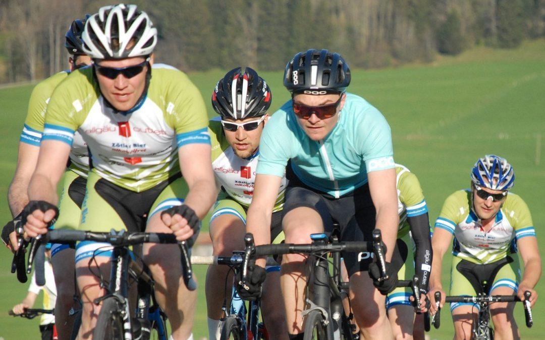 2. Vereinsrennen mit Rekordbeteiligung – Christoph übernimmt Gesamtführung
