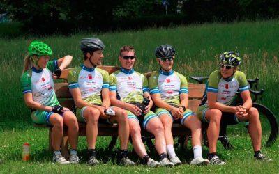 Erfolge bei der Tour de Kärnten