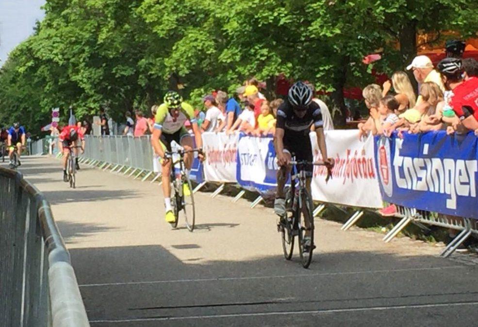 Top-Ten Platzierung beim 22. Hohenheimer Schlossrennen