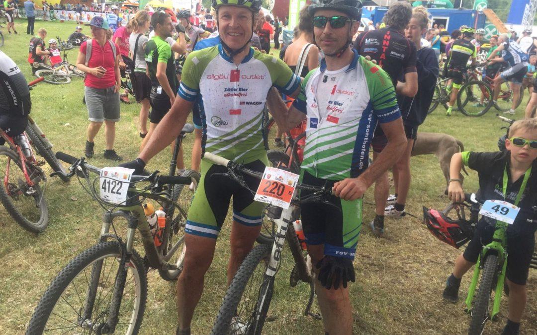 Starker Auftritt beim Ortler MTB-Marathon in Glurns (IT)