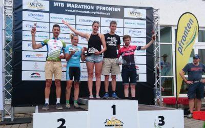Pfronten MTB – 4. Platz Overall für Matthias