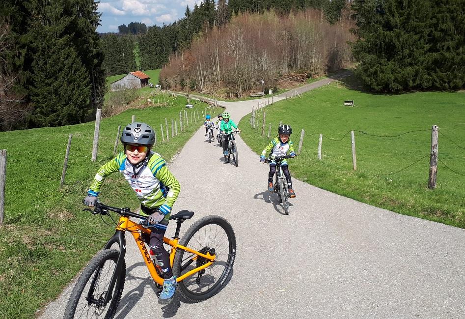 Kids Trainingslager gestartet