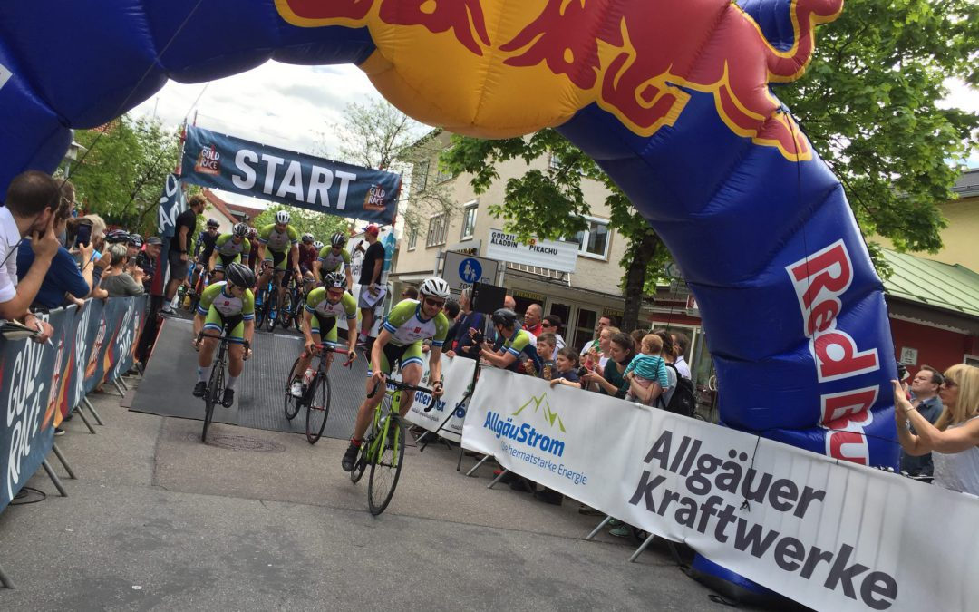 Zötler Gold Race 2019 Prolog Start RSV Männer-Team