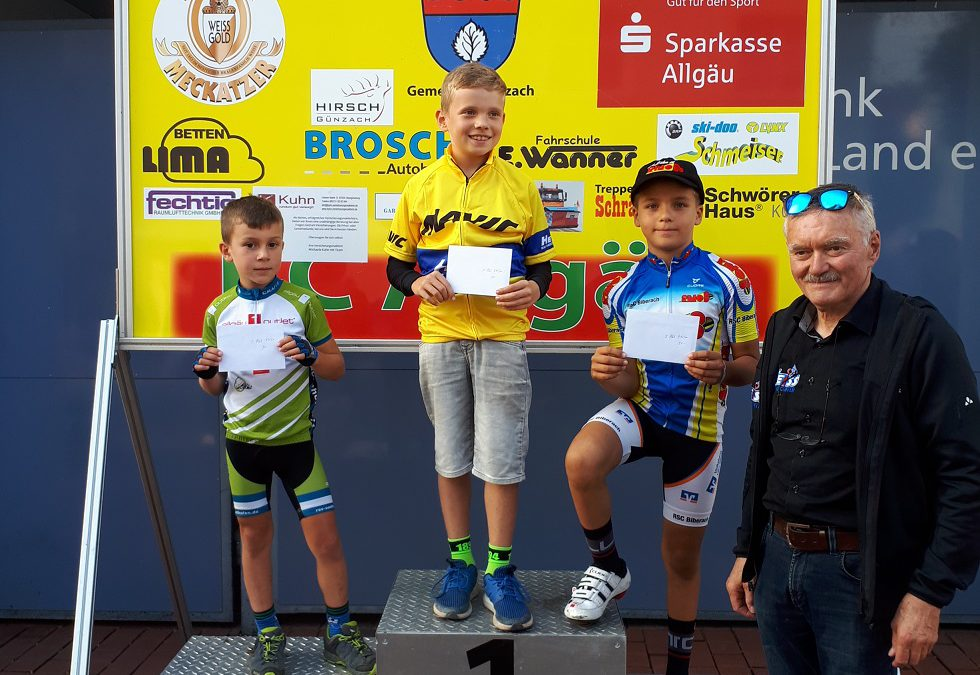 Ben und Emil in Obergünzburg erfolgreich