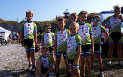 Tolle Plätze beim Ehrenberger Burgenrennen in Reutte/Tirol