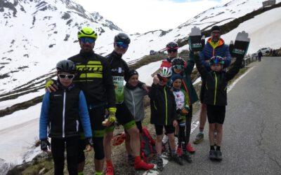 RSV Nachwuchs beim Giro d´Italia