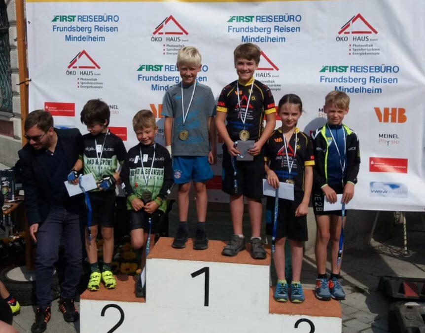 Jonas und Niklas holen sich Platz 2 bei den Kids