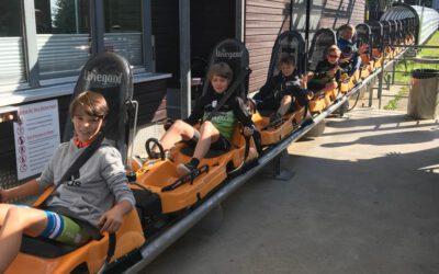 RSV Jugend mit dem Alpsee Coaster unterwegs